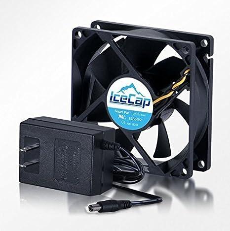 SmartFan CoralVue Ventilador Inteligente para Acuario, 3 cm de Velocidad Variable: Amazon.es: Productos para mascotas