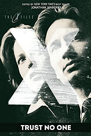 book cover of X-Files: Trust No One