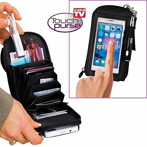 Spark Innovators TP-MC12 Touch Cell Phone Purse
