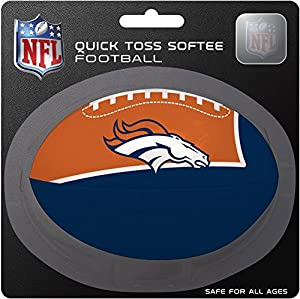 NFL Quick Toss Softee Football