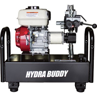 UPC 011343000268, Hydra Buddy HBHXL13GX - XL Portable Hydraulic Unit w/ Honda GX Engine - HBHXL13GX