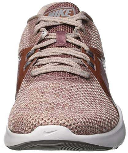 De diffused gunsmoke Femme Chaussures Taupe smokey Multicolore Prm Running 8 Nike Flex 200 Trainer Mauve wqSPPX