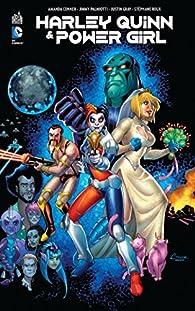 Harley Quinn & Power Girl par Jimmy Palmiotti
