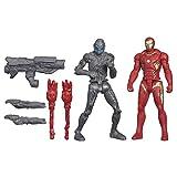 (US) Marvel Avengers Age of Ultron Iron Man Mark 45 and Sub Ultron 010