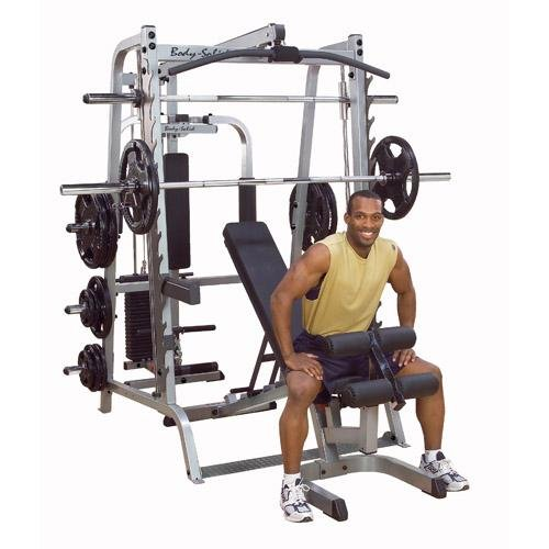 Ironcompany.com Body Solid Series 7 Smith Machine Package