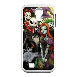 Samsung Galaxy S4 I9500 Phone Case White The Nightmare Before Christmas F6455415