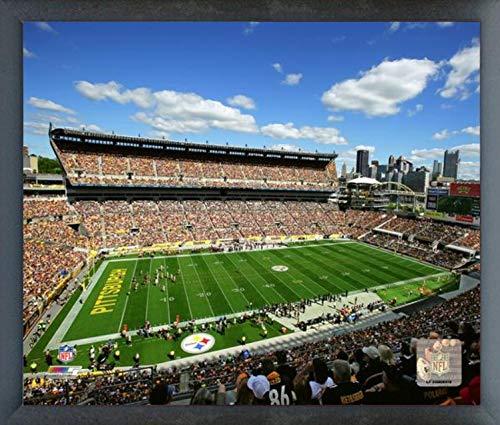 Steelers Framed Pittsburgh Photo (Heinz Field Pittsburgh Steelers Photo (Size: 17