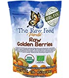 """Raw Sundried Gooseberries Incan """"Golden"""" Berries-16 ozs."""