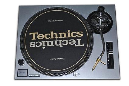Amazon.com: Technics Plata Face Plate For Technics sl-1200 ...