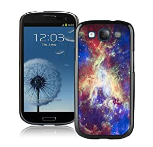 Tarantula Nebula Black Case for Samsung Galaxy S3 i9300,Prefectly fit and directly access all the features