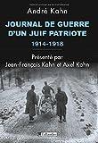 Image de Journal de guerre d'un juif patriote. 1914-1918