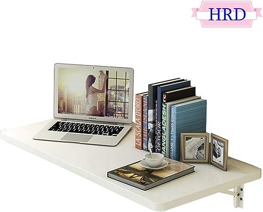 HRD Mesa De Pared, Escritorio Plegable para Computadora, Mesa De ...
