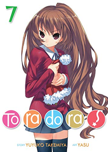 Book : Toradora! (Light Novel) Vol. 7Takemiya, Yuyuko