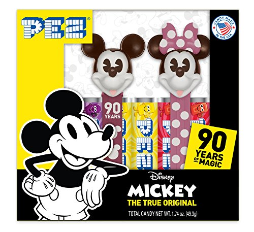 PEZ Candy Twin Pack Mickey 90th, 5.3