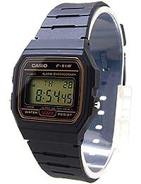 463bffd9981 Relógio Masculino Casio Vintage F91WG9QDF - Preto