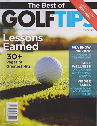 The Best of Golf Tips Magazine January/February 2018