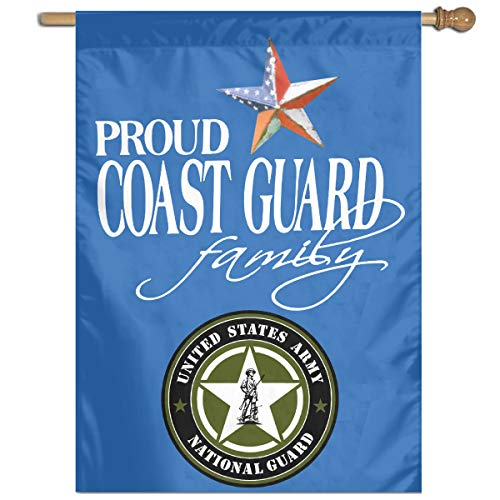 JANLAGERFLAG Proud Coast Guard Family 27