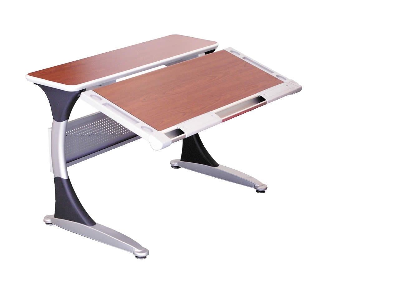 福祉用学習机作業机 TUテーブル & チェア (TUテーブル ミディアムブラウン) B00TS6MQOK TUテーブル ミディアムブラウン TUテーブル ミディアムブラウン