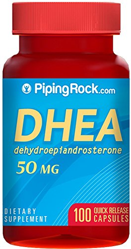 DHEA 50 mg 100 Capsules