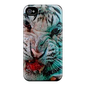 Awesome Design Tiger Dive Hard Case Cover For Iphone 6 plus