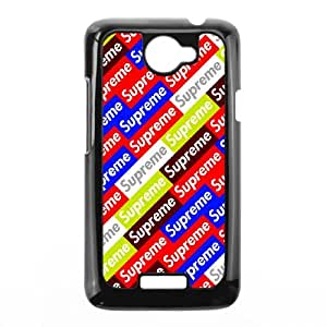 Supreme Logo for HTC One X Custom Cell Phone Case Cover 99TY019400