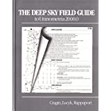 The Deep Sky Field Guide to Uranometria 2000.0 1st English edition by Cragin, Murray, Lucyk, James, Rappaport, Barry (1993) H