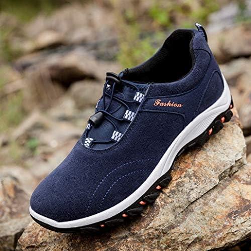 クライミングシューズ 大きいサイズ メンズ ハイキングシューズ トレッキングブーツ 登山 防水 ローカット 耐磨耗 防滑 通気性 アウトドアシューズ スニーカー カジュアルジョギング 蒸れない プレゼント 靴 運動靴