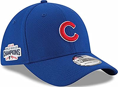 Chicago Cubs 2016 World Series Champions Locker Room Hat Clubhouse 13143