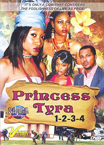 Price comparison product image PRINCESS TYRA_Nollywood African Movie (Original Version) with Van Vicker - English Language- eDITIONS 1, 2, 3, 4