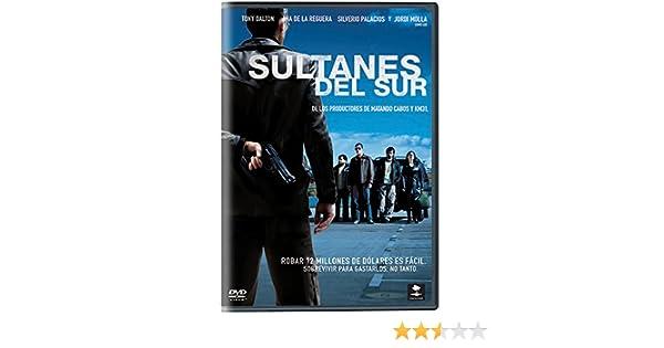 Amazon.com: Sultanes del Sur (Sultans of the South) [NTSC/REGION 1 & 4 DVD. Import-Latin America]: Ana De La Reguera, Tony Dalton, Silverio Palacios, ...