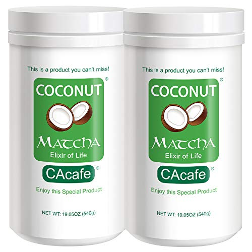 - Coconut Matcha, this is a product you can't miss. Pack of 2