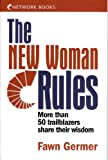 NEW Woman Rules, Fawn Germer, 0615176313