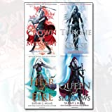 download ebook sarah j. maas throne of glass 4 books bundle collection (crown of midnight,throne of glass,heir of fire,queen of shadows) pdf epub