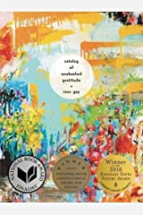 Catalog of Unabashed Gratitude (Pitt Poetry Series) by Ross Gay (2015-01-07) Paperback