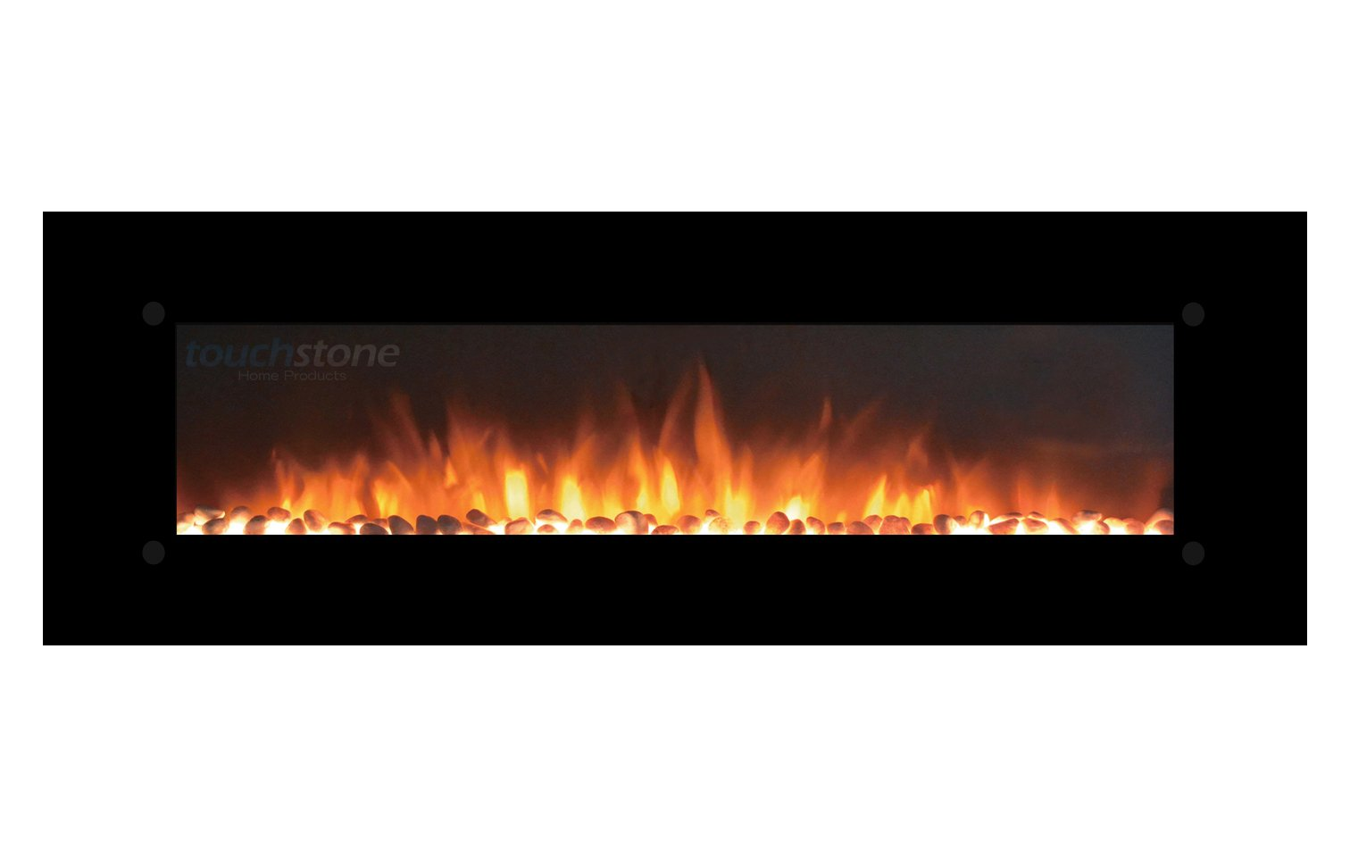 Touchstone 80005 OnyxXL Electric Wall-Hanging Mounted Electric Fireplace by Touchstone