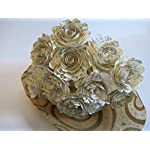 Scalloped-Classic-Book-Page-Roses-on-Stems-Paper-Flowers-Bouquet-One-Dozen-Paper-Roses-15-Blooms-Bridal-Shower-Decoration-Party-Decor-Set-of-12-Wedding-and-Event-Planning