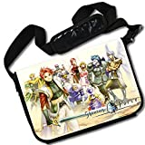 MovieWallscrolls Shining Force Neo Video Game Stylish Laptop Messenger Bag (15 x 11) Inches [MB] Shining Force Neo- 1