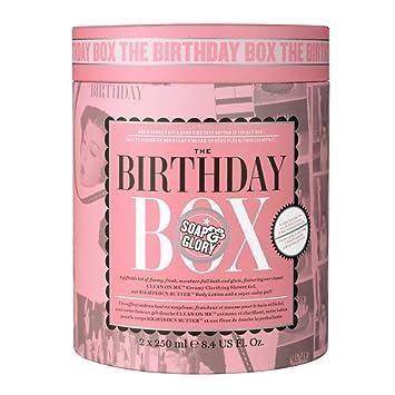 Amazon.com: Soap & Glory el cumpleaños caja Set de regalo ...