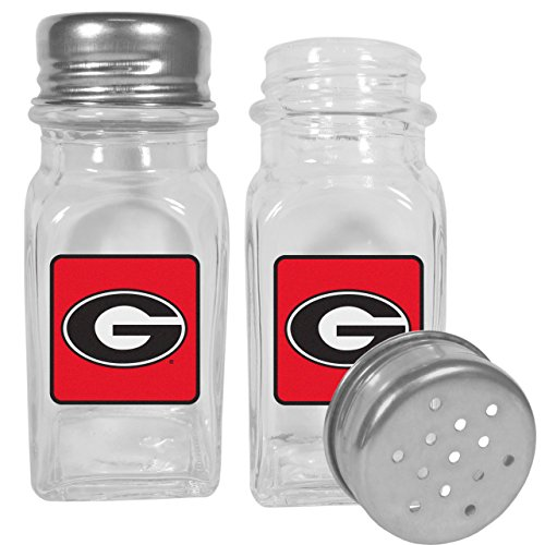 NCAA Georgia Bulldogs Graphics Salt & Pepper Shakers