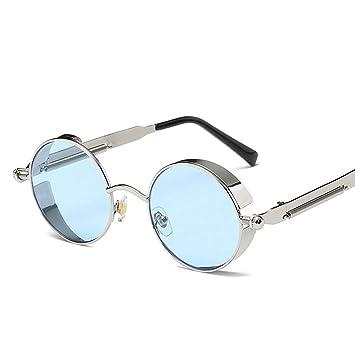 Gafas de Motocicleta polarizadas Gafas de Sol Estilo Retro ...