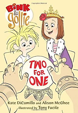 book cover of Two for One