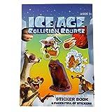 Ice Age Collision Course Sticker Book - Size 11.4' x 8'