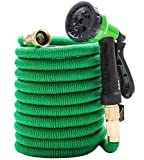 Garden Hose 100FT Expandable, Flexible Double Latex Core| 8 Functions Pressure Water Spray