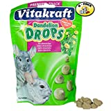 Vitakraft Dandelion Drops for Chinchillas - 6 PACK