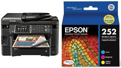 epson workforce wf-3640 install