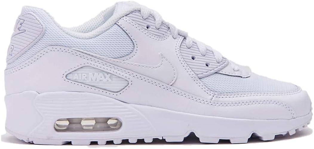 Nike Air Max 90 Mesh (GS), Chaussures de Running garçon