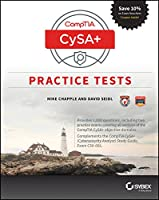 CompTIA CySA+ Practice Tests: Exam CS0-001 Front Cover