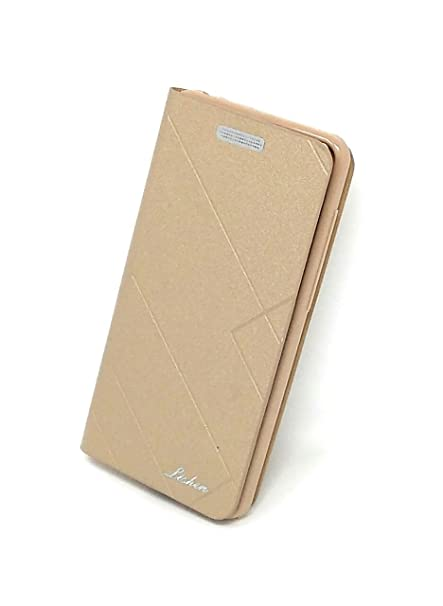 on sale 2b6dd f2143 GSMOBILE Royal Lishen Leather Diary with Book Kick: Amazon.in ...