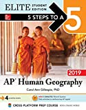 5 Steps to a 5: AP Human Geography 2019 Elite Student Edition