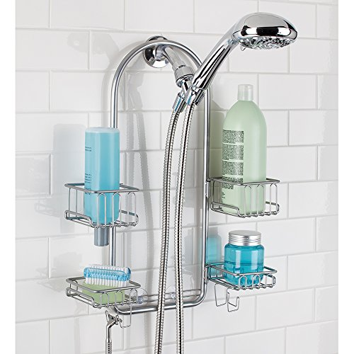 Interdesign classico swing accesorio organizador para for Organizador para ducha